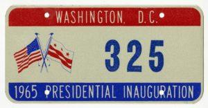 Tablice inauguracje prezydenckie
