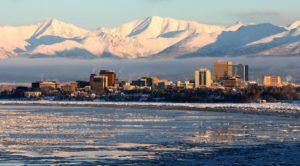Amerykańskie Tablice Rejestracyjne - Alaska