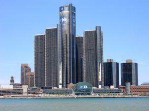 Amerykańskie Tablice Rejestracyjne - Michigan