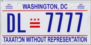 Amerykańskie Tablice Rejestracyjne